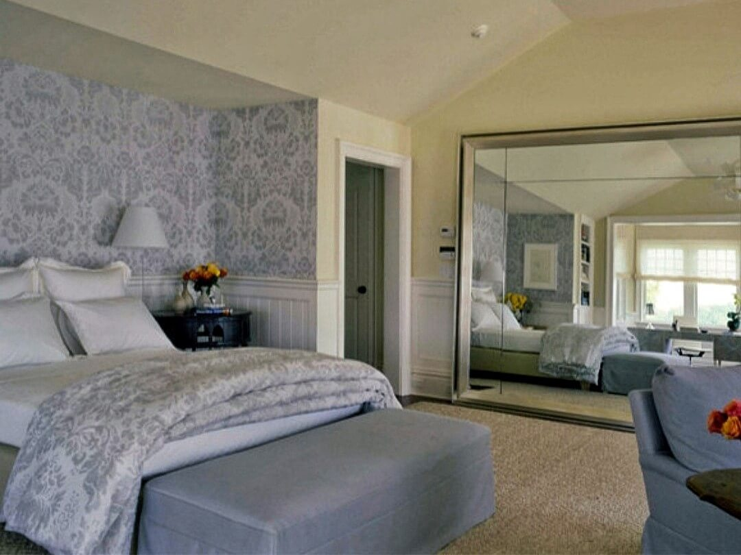 Floor-to-Ceiling Mirror