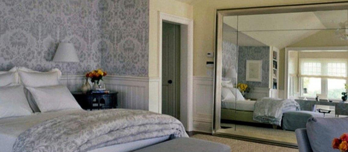 Floor-to-Ceiling Mirror